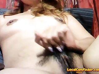 Hairy Woman 2