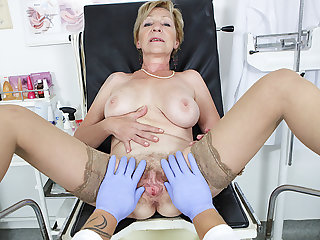 gradual 71 years old nourisher pov fucked by her taint