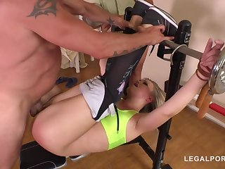 Selvaggia Gets Dominated & Carbon copy Penetrated - high-resolution