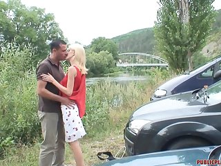 Amateur video made with alien Katerina who loves to lady-love