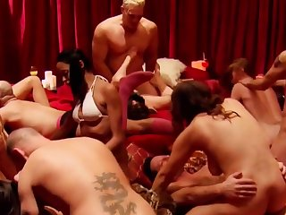 Horny swingers adore regarding fuck in public places!