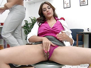 Big dick destroys pussy and tight ass of full-grown pornstar Raylene