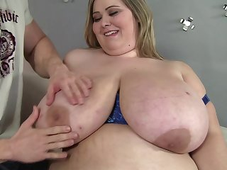 Fat adult slut Mandy Regal fucked in her dripping grungy cunt