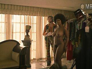 Curvy Toni Duclottni narration fully naked when she disrobes on a photo shoot