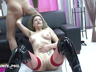 This Husband Shars His Wife for Double penetration