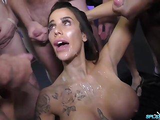 Dirty UK Jizz Whores