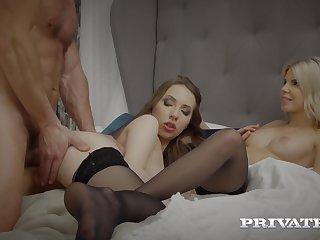 Silvia Dellai In Olivia Be mistaken & Lina Mercury - Hot Mai