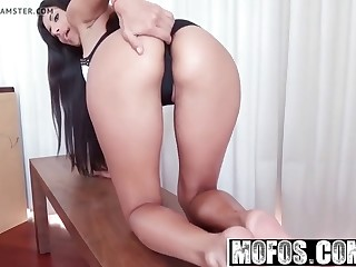 mofos - lets shot anal - soffie - soffie takes it in be passed on ass